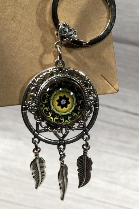 Keychain, Beautiful Gift, Unique Keychain, Gift Idea, Unique Gift, Teen, Adult, Dreamcatcher
